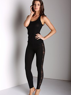 Only Hearts So Fine/Francie Leggings Black