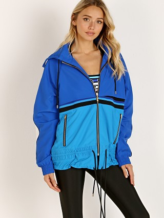 PE NATION Trackbar Jacket Blue