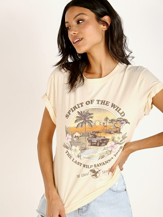 Spell & The Gypsy Spirit Of the Wilderness Organic Tee Camel