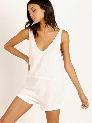 You may also like: Mikoh Ibara Tank Romper Bone