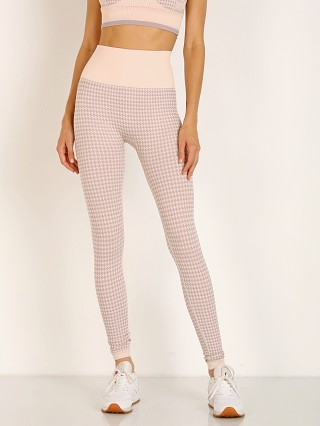 Varley Hobart Seamless Tight Houndstooth