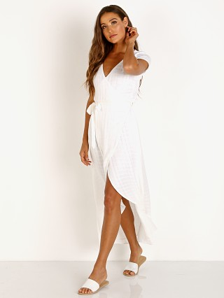 L Space Goa Dress White