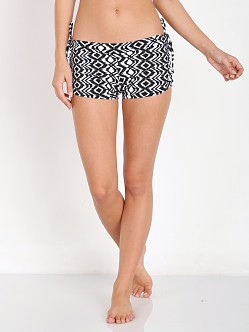 Onzie Side Tie Short Diamond