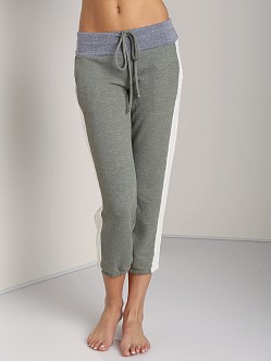 Splendid Colorblocked Active Pants Cargo