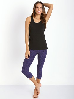 Beyond Yoga Drape Back Tank Black