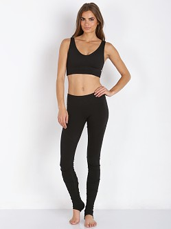 alo Yoga Goddess Ribbed Legging 2