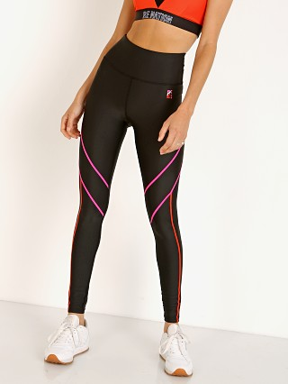 PE NATION Centre Mark Legging Black