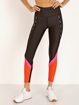 PE NATION En-Garde Legging Black/Red