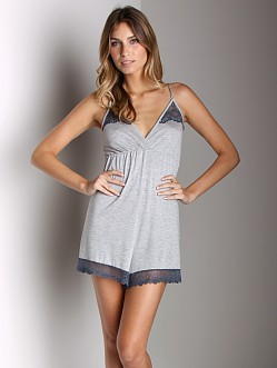 Only Hearts Venice Teddy Heather Grey