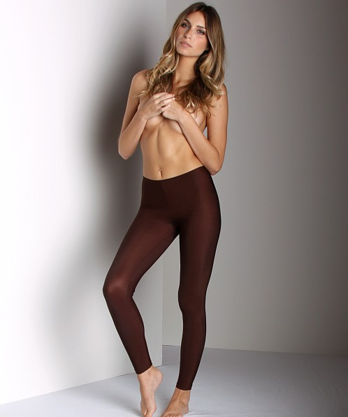Only Hearts Second Skin Legging Chocolate