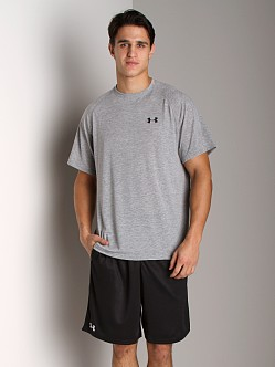 Under Armour UA Tech Shortsleeve T Grey Heather