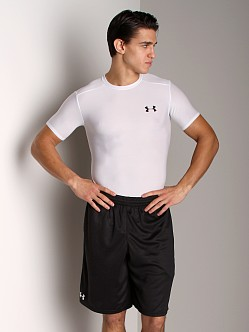 Under Armour HeatGear Full T White