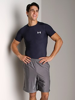 Under Armour HeatGear Full T Midnight Navy