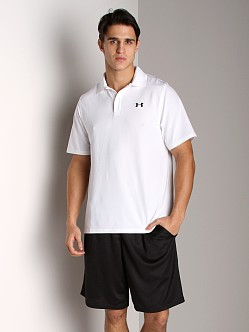 Under Armour Performance Polo Shirt White