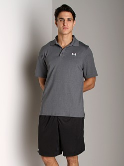 Under Armour Performance Polo Shirt Carbon Heather