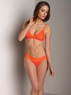 Cosabella Dolce Vita Thong Flame Orange