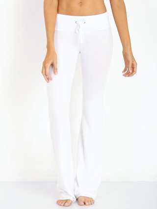 WILDFOX Tennis Club Pant Clean White
