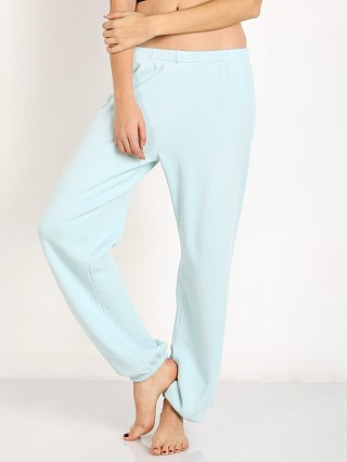WILDFOX Solid Basic Pant Rainy Day Blue