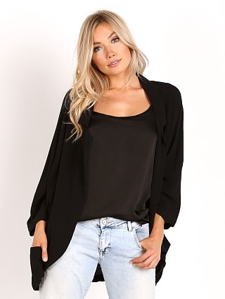 Complete the look: Flynn Skye Drapey Blazer Black