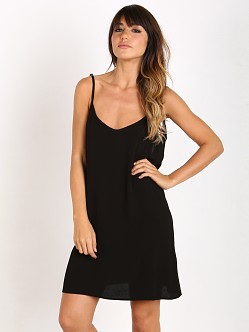 Flynn Skye Sequoia Mini Dress Black