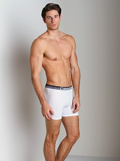 Calvin Klein Concept Cotton Trunk White