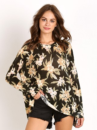 Show Me Your Mumu Forest Florist Bonfire Sweater