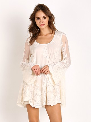 Show Me Your Mumu Lila Lace Fannie Flow Dress