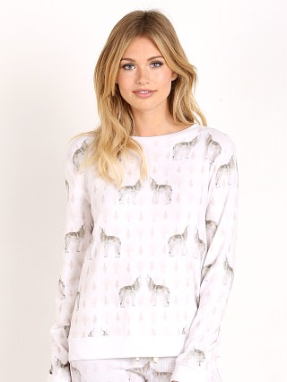 All Things Fabulous Good Wolf Cozy Jumper