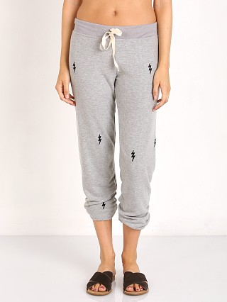 All Things Fabulous Lightning Flocked Sweats