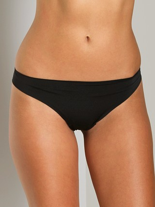 Complete the look: Huit Faussement Nue String Thong Black
