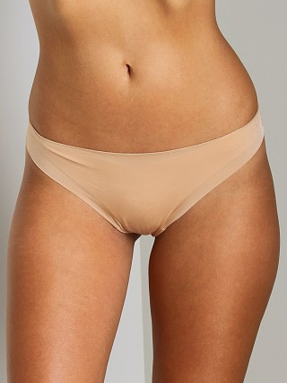 Complete the look: Huit Faussement Nue String Thong Nude
