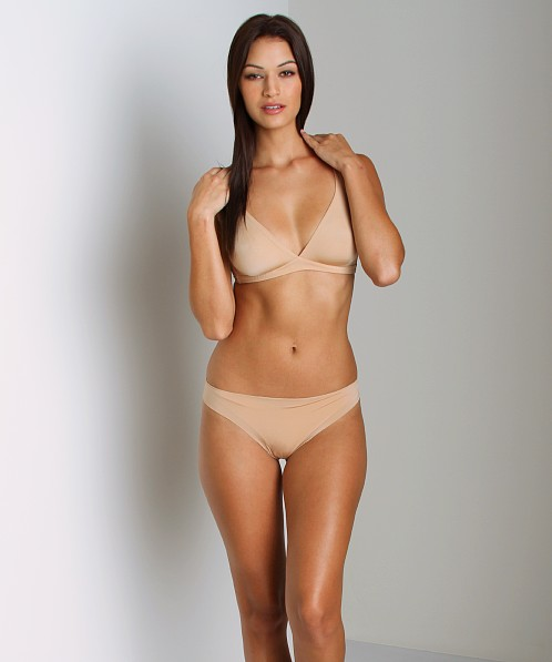 Huit Faussement Nue String Thong Nude