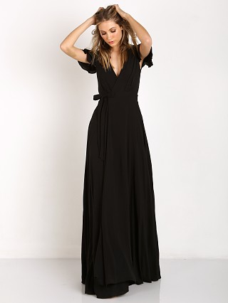 The Jetset Diaries Lorenzo Maxi Black