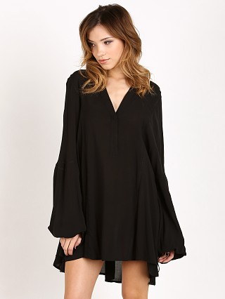 The Jetset Diaries Lorenzo Tunic Black