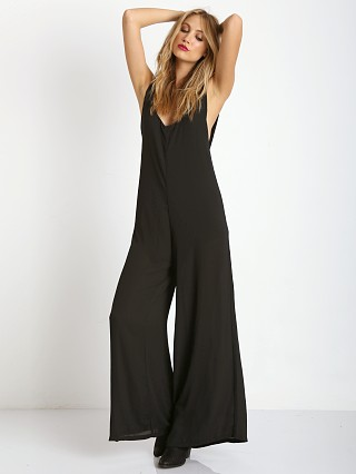 Show Me Your Mumu Venice Playsuit Silky Black