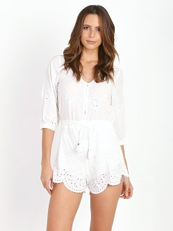 Spell & the Gypsy Casablanca Romper White