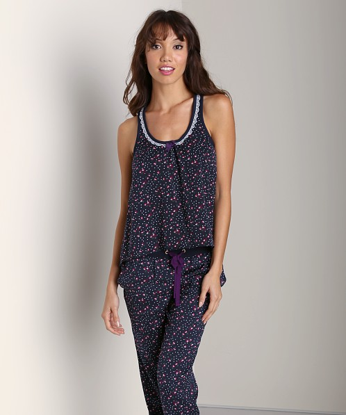 Juicy Couture Tank Regal Dots
