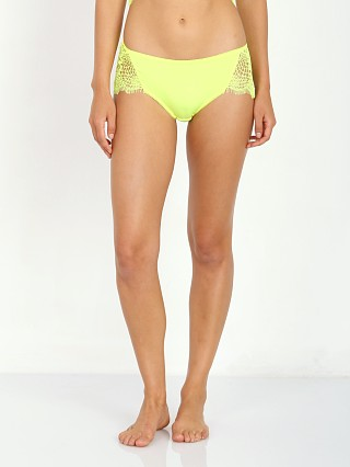 SKIVVIES by For Love & Lemons Bat Your Lashes Panty
