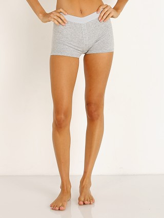 Complete the look: Richer Poorer Femme Boxer Heather Grey