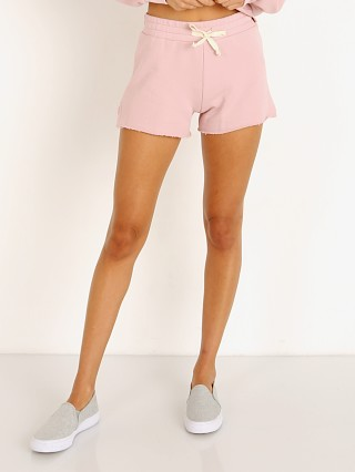 NIA Notched Boyfriend Short Blush