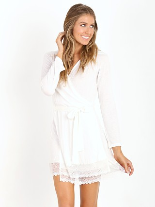 You may also like: Only Hearts Venice Short Robe with Lace Antique White