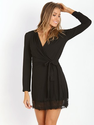 You may also like: Only Hearts Venice Short Robe with Lace Black