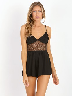Only Hearts Venice Playsuit Black