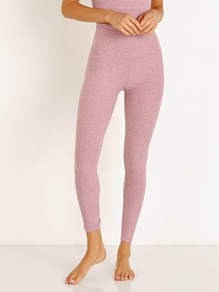 Beyond Yoga Spacedye Midi High Waisted Legging Blush Blooms Pink