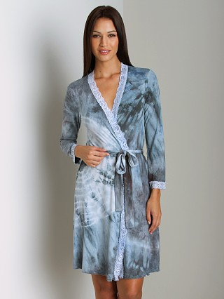 Love Tanjane Robe Ocean Blue