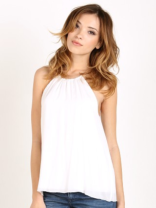 Knot Sisters Ivy Top Off White
