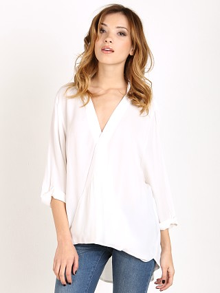 Knot Sisters Luna Blouse Cream