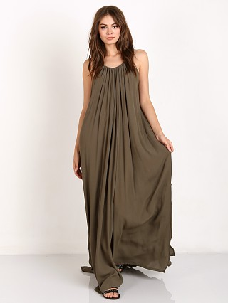 Knot Sisters Jesai Dress Olive