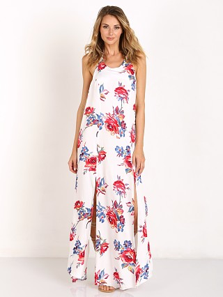 Somedays Lovin True Romance Maxi Dress Floral