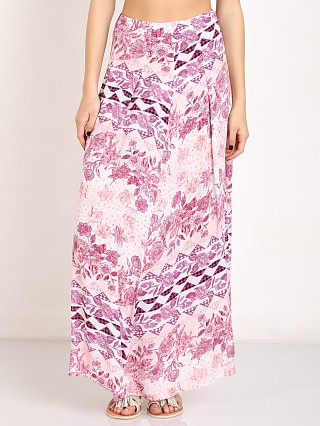Complete the look: Somedays Lovin Sudden Sky Maxi Skirt Multi